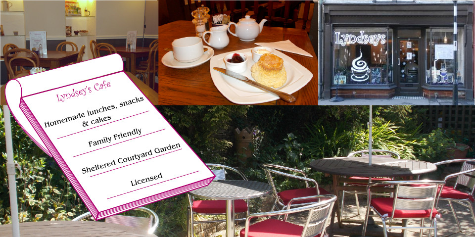 Lyndseys cafe tetbury for homecooked food in a family friendly atmosphere